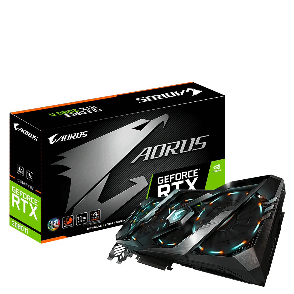 AORUS GeForce RTX™ 2080 Ti 11G